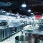energy-efficient restaurant
