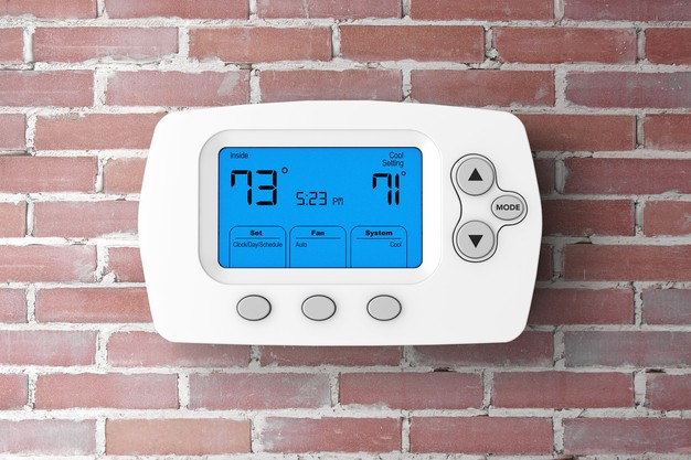 Set humidity controls in restaurant